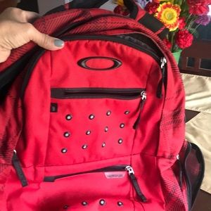 Oakley backpack. Very good condition.